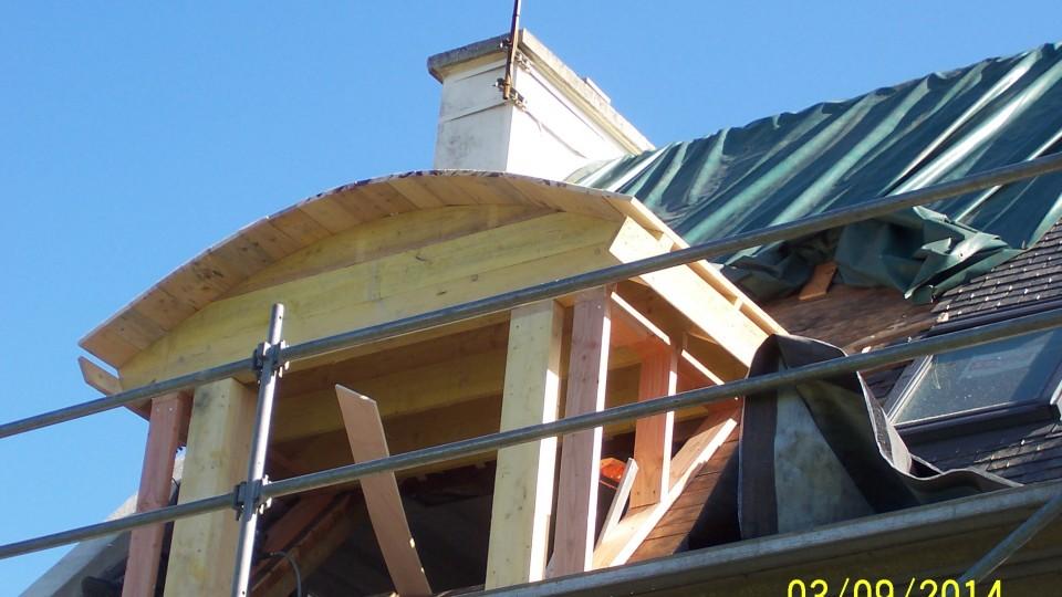 Préférence Rénovation et extension d'une maison néo-bretonne - Guilbaud SAS ZN32